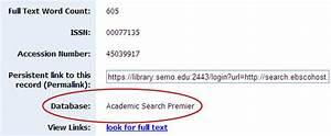 Apa Citation Format For Online Articles