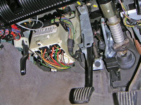 saab ng hydraulic clutch conversion photo