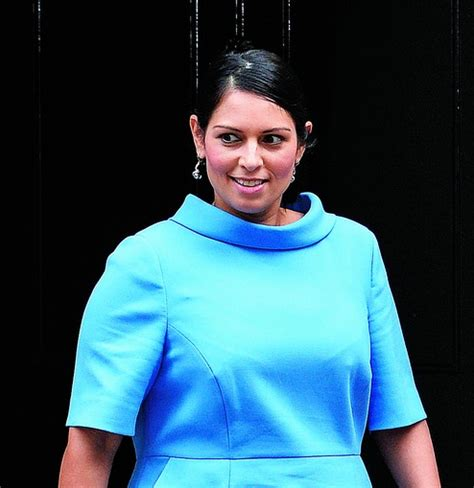 Priti truth test for May - Telegraph India