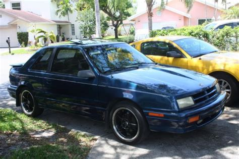 small engine service manuals 1994 dodge shadow electronic toll collection 1984 dodge shadow for sale dodge shadow 1994 for sale in fort lauderdale florida united states