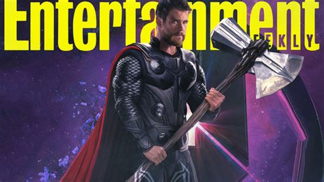 Thor In Avengers Endgame 2019 Entertainment Weekly, HD ...
