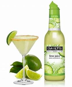 Daily's Lime Juice 1L