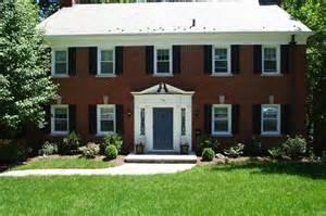 colonial homes brick colonial homes so replica houses