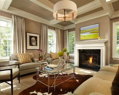 neutral living room home design ideas pictures remodel