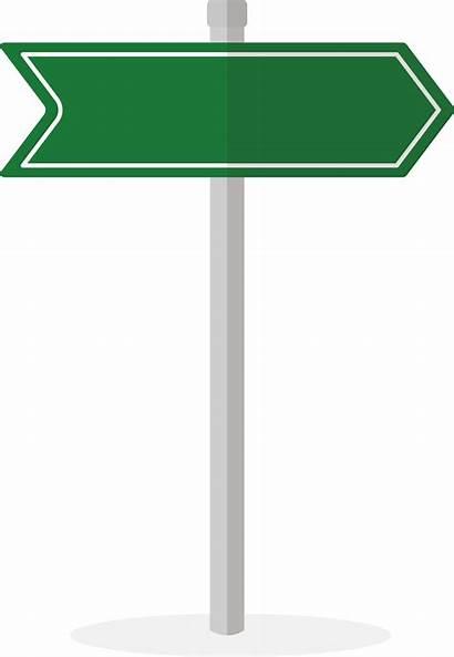 Sign Street Transparent Clipart Background Arrow Traffic
