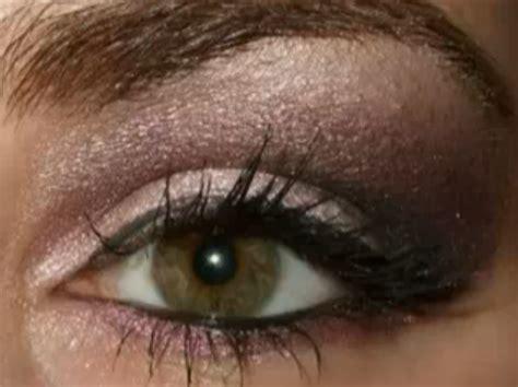eyeliner color  hazel eyes instyle fashion