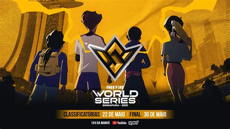 The tournament will also mark free fire's return to an offline format after tournaments shifted online in 2020. Final do Free Fire World Series 2021 Singapura acontece em ...