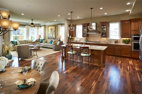 country european house plans farmhouse open concept kitchen designs family room
