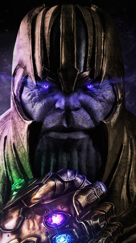 thanos artwork  wallpapers hd wallpapers id