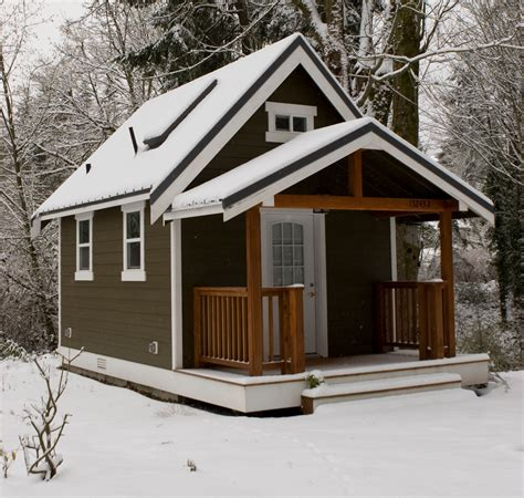 small house in the tiny house movement part 1