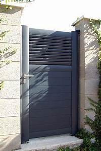 Portillon Brico Depot : porton corredizo manual moderno ciego plegado 240x200 ~ Voncanada.com Idées de Décoration