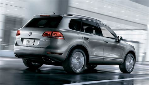 Vw Touareg Hybrid 2015 by 2012 Touareg Hybrid Volkswagen Issues Voluntary Recall