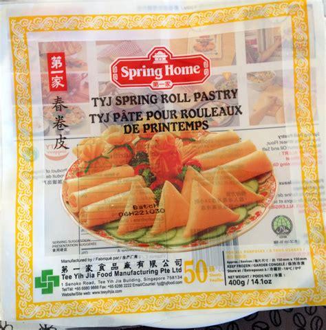 roll wrappers cooking vietnamese spring rolls let s om nom