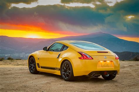 2018 Nissan 370z Heritage Edition Keeps Coupe Alive