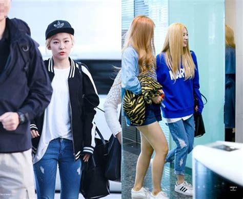 7 K-Pop Idol Girls Who Slay the Boyish Fashion Outfits ...