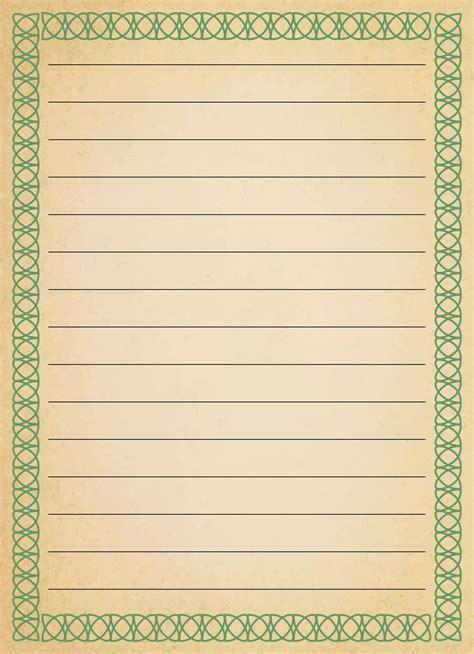 8 Best Free Printable Journal Paper - printablee.com