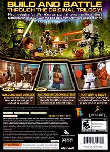 Lego Star Wars Ii The Original Trilogy Box Shot For Xbox
