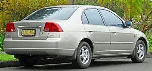 2002 Honda Civic Hx