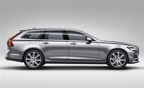 Volvo V90 Wagon by 2017 Volvo V90 Wagon Revealed In Leaked Images