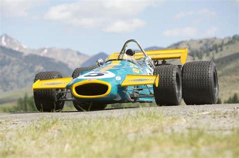 Formula Boats Clothing by 1970 Brabham Cosworth Formula 1 Car
