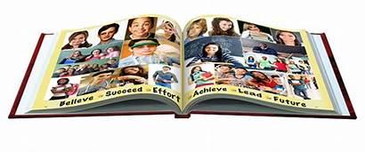 Yearbook Clipart Scrapbook Scrapbooking Yearbooks Elementary Request