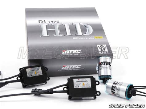 Mtec Xenon Hid Conversion Kit For Mazda Rx8 Rx-8
