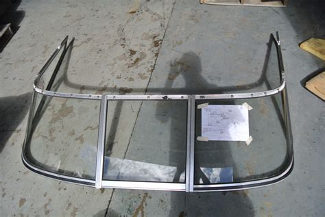Rinker Boat Parts Ebay by Rinker 206 Captiva Boat Curved Glass Walk Through