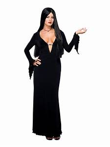 SW Morticia Addams - 888642 - Fancy Dress Ball
