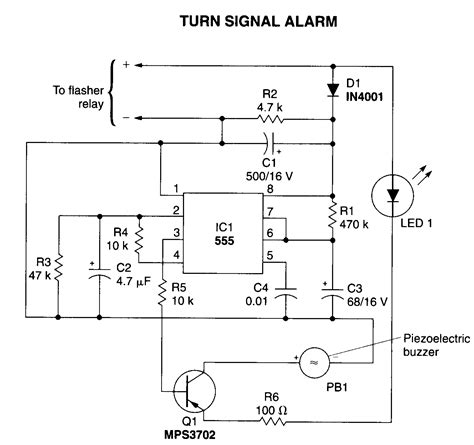 Wiring Diagram For Motorcycle Indicator by Automotive Car And Motorcycle Schematics Circuits And