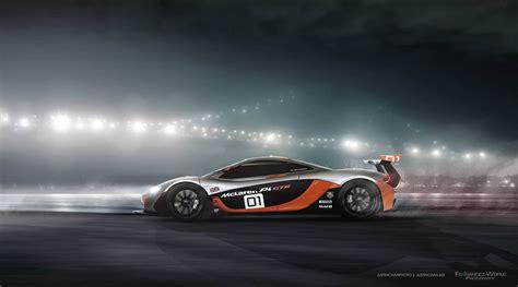 2018 Mclaren P1 Gtr Concept Wallpapers Driverlayer