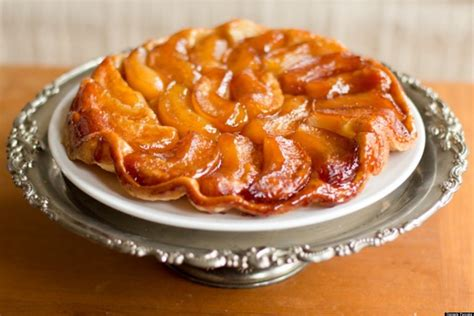 hervé cuisine tarte tatin dessert recipes photos huffpost