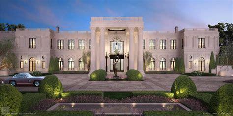 swan lodge  landry design group mansions