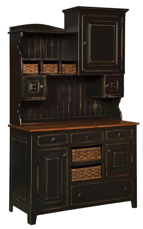 kitchen furniture hutch amish country kitchen hutch farm house pantry surrey