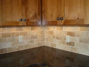 Travertine Kitchen Backsplash Backsplash Tile Subway Travertine And Tim 39 S New Home Subway Tile