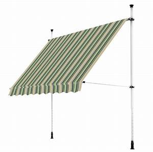 Store De Balcon Sans Fixation : store banne balcon manuel multi rayures 159 99 ~ Edinachiropracticcenter.com Idées de Décoration