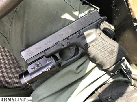 glock 19 strobe light armslist for sale glock 19 gen 4 w tlr1s tac light