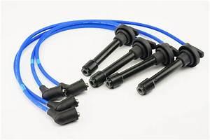 Cables Para Bujia Honda Civic D15 88-91 - Ngk