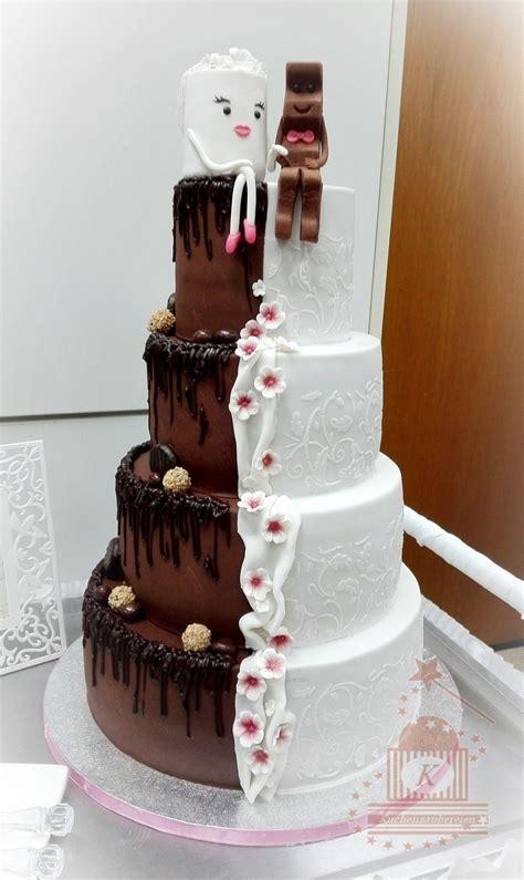 wedding cake milky schoki mit bildern hochzeitstorte