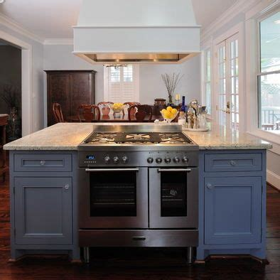 Kitchen Oven Island by 1000 Ideas About Island Stove On Craftsman