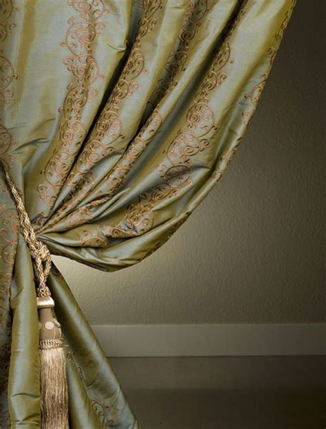 Best 20+ Silk Curtains Ideas On Pinterest French