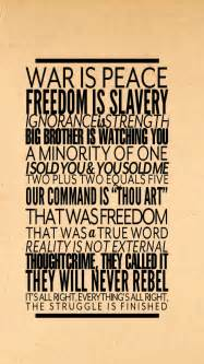George Orwell 1984 Quotes