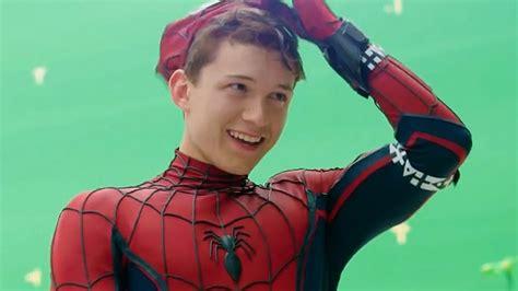 tom holland     cast  spider man