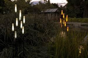 Gartenbeleuchtung Led Leuchten Garten : illumination licht im garten zinsser gartengestaltung ~ Michelbontemps.com Haus und Dekorationen