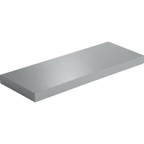 etag 232 re murale gris galet n 176 4 spaceo l 60 x p 23 5 cm ep 38 mm leroy merlin