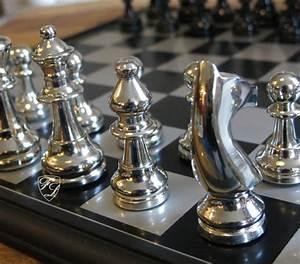Schachspiel Holz Edel : aluminium schachspiel edel metall luxus deko home interiors rivera kaufen bei helga freier ~ Sanjose-hotels-ca.com Haus und Dekorationen