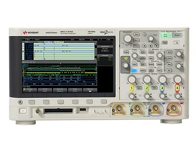 Infiniivision Series Oscilloscopes Keysight