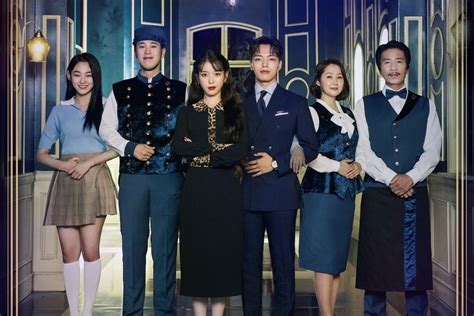 hotel del luna cast welcomes viewers   official