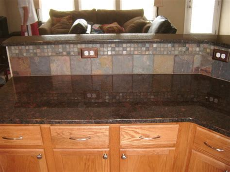 Peel N Stick Tile Backsplash : Instant Peel N Stick Granite Counter Top Vinyl Overlay