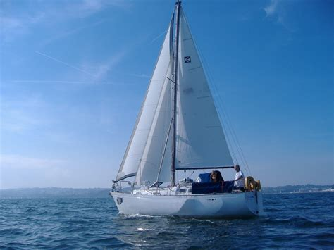 Sailboat Vancouver by The Vancouver 27 Sailboat Bluewaterboats Org
