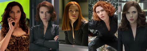 Why Does Scarlett Johansson Black Widow Hairstyle Change